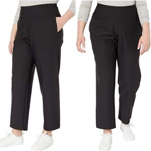 North Face Black Everyday High Rise Wide Pants 1X